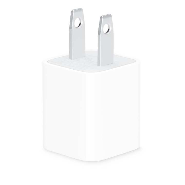 Apple 5W USB Power Adapter iPhone 8 / iPhone X / iPhone Xs