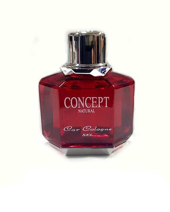Concept Car Perfume Air Freshener– 70 ml – Jasmin - Red