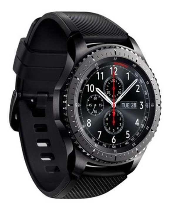 Original Samsung Galaxy Gear S3 Frontier Box pack Smart Watch-R760