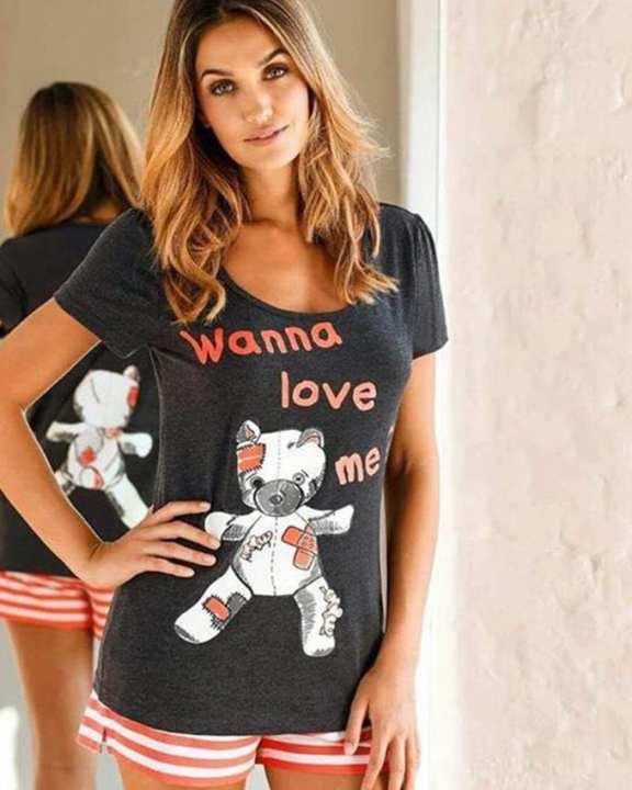 Rex Bazar - Wanna Love Short Suit For Her