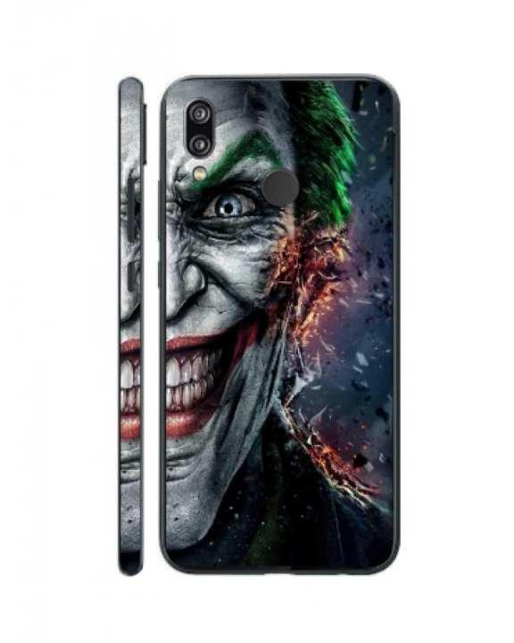 Huawei Nova 3 Skin Wrap ( Back & Side Only ) - Joker Skin Wrap