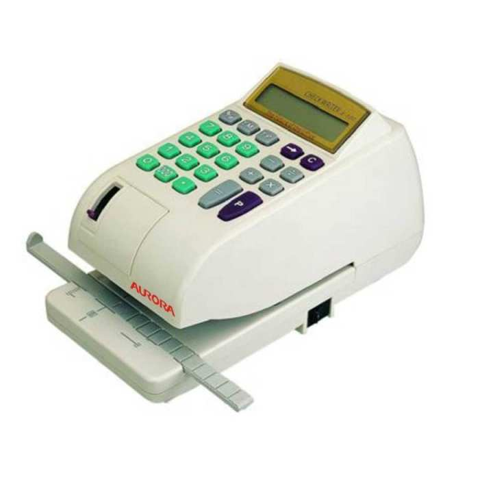 E-100 - Electronic Cheque Writer