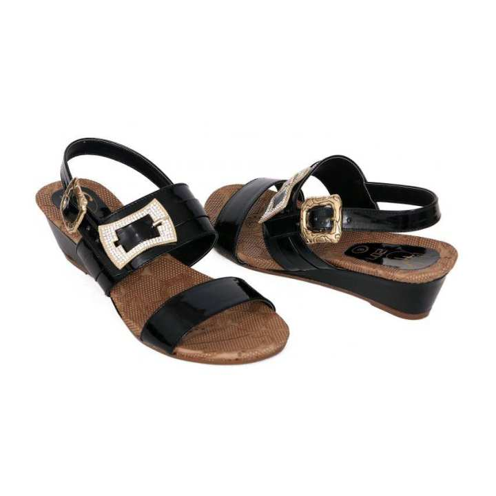 Black Sandals for Women