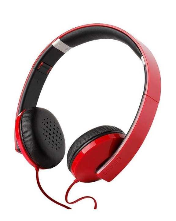 H750 - Headphone - Red