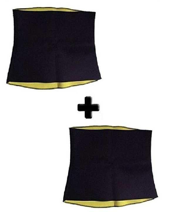 Pack of 02 Neotex Belt Hot Belt - Black
