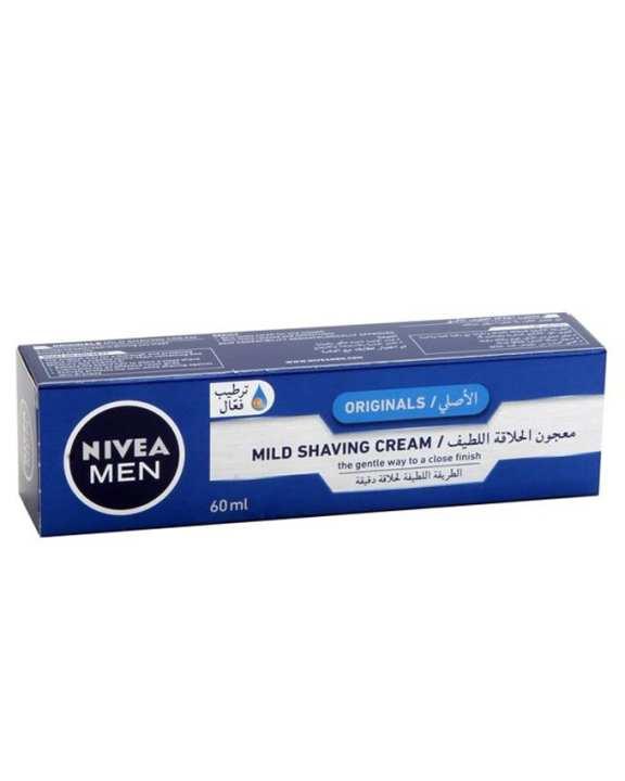 Men Originals Mild Shaving Cream - 60ml