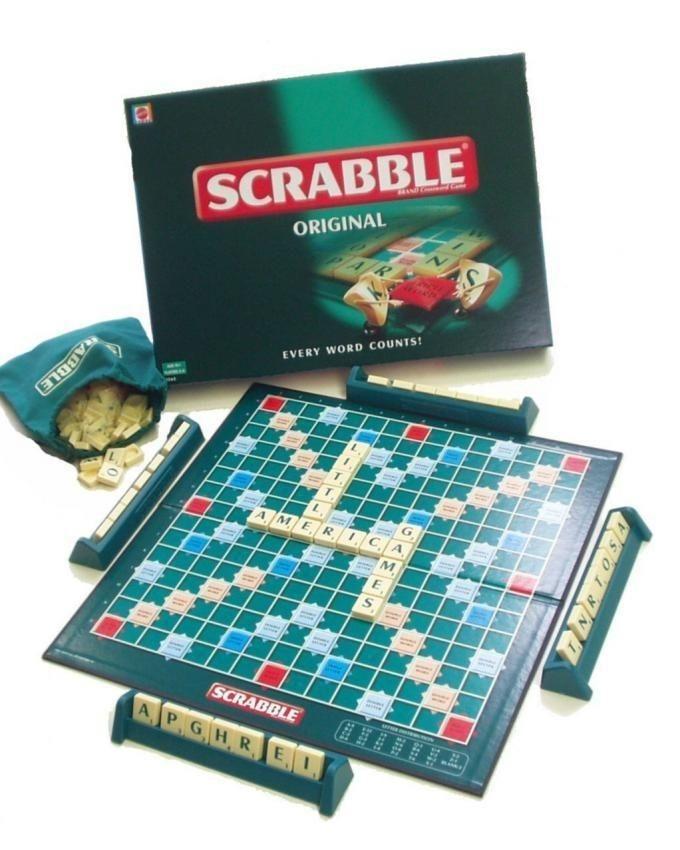 Scrabble Original - Green