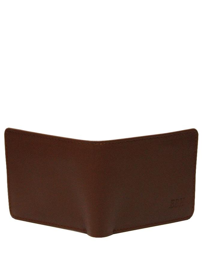 Brown Leather Wallet For Men