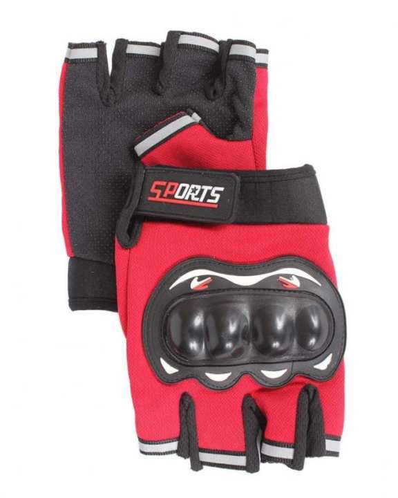 Pro Sports Gloves - 006 - Red