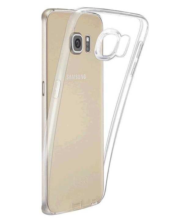 HD Anti Dust Clear Case For Samsung S6 Edge