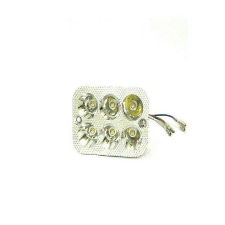 6 Series - Motorcycle LED Headlight