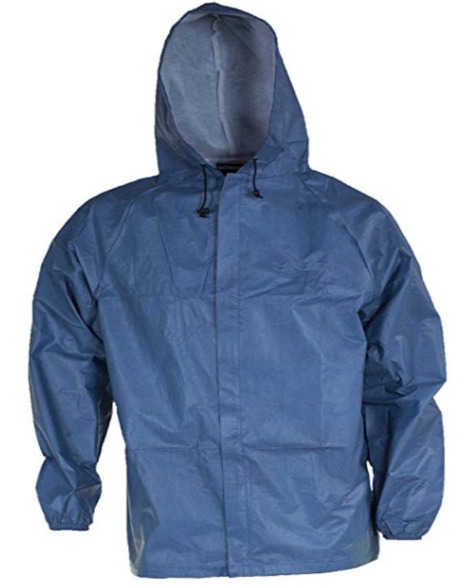 de267069a Lite Waterproof Rain Jacket / Rain Coat / Outdoor Activities / Rain Wear /  Bike Suit