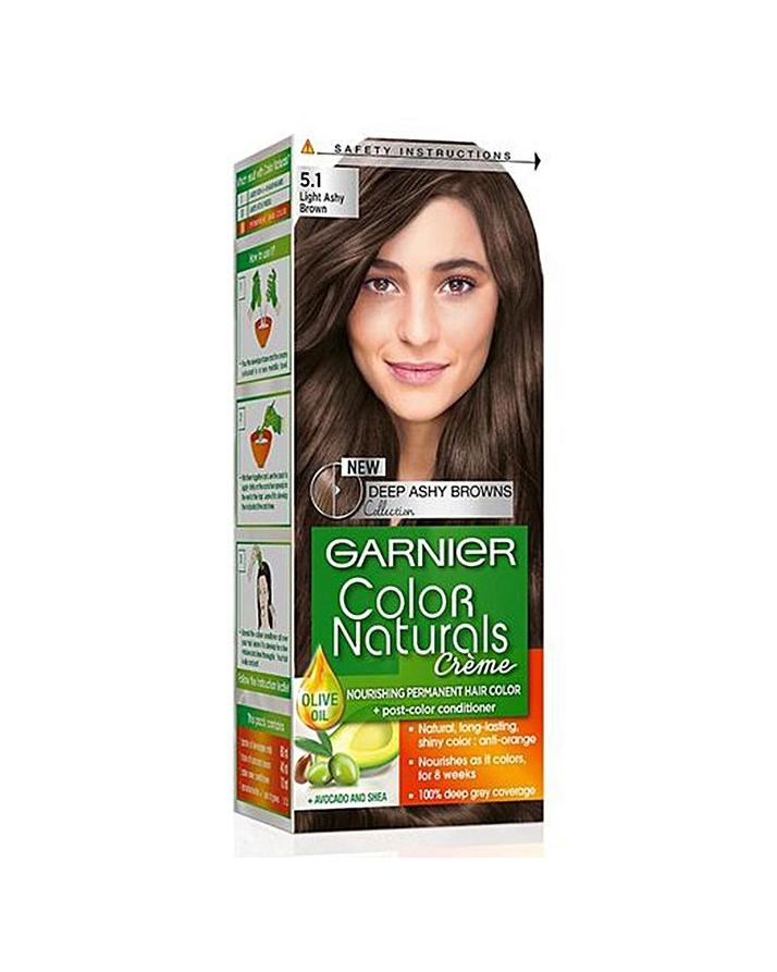 Color Naturals 5 1 Light Ashy Brown