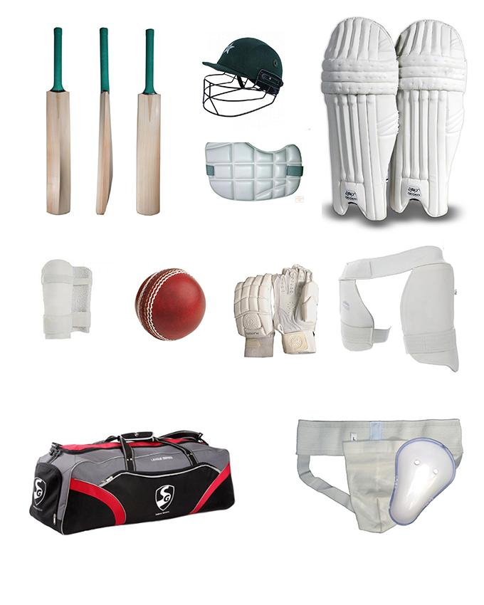 HA Complete Cricket Kit and All Cricket Accessories 4e6f86fde4