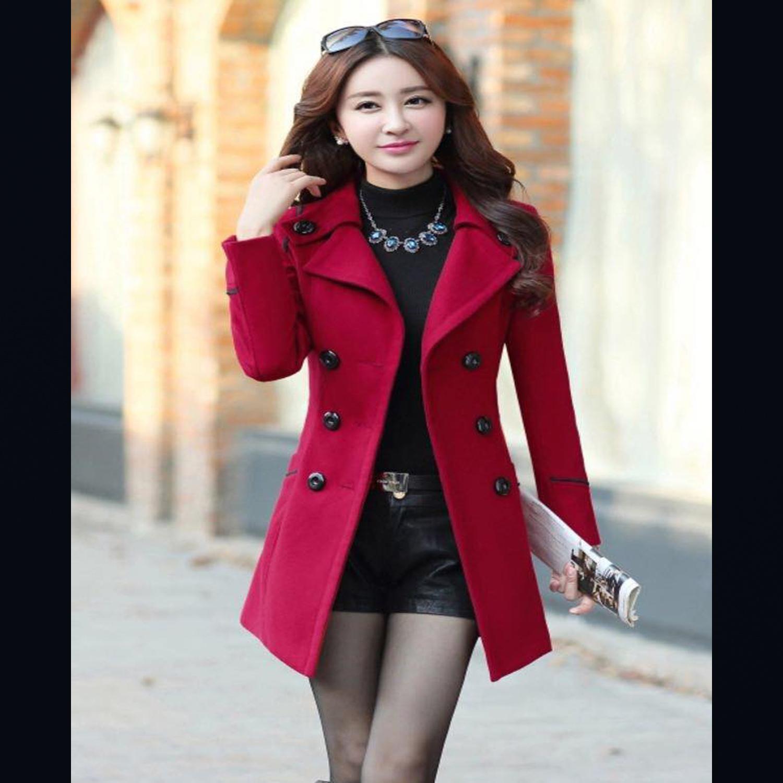 Long stylish coats for girls catalog photo