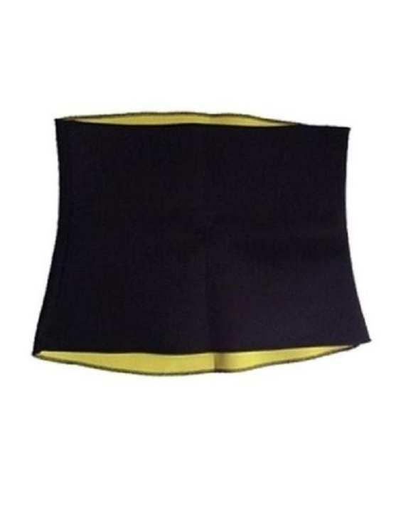 Waist Trimming Belt - Black