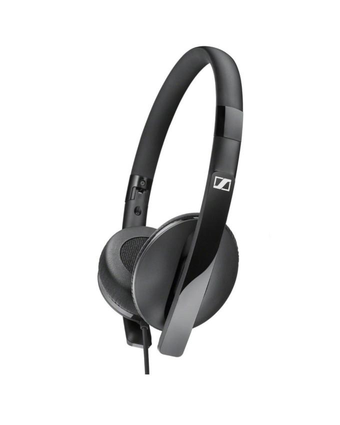 506718 - HD 2.20S On Ear Headphones with Mic - Black