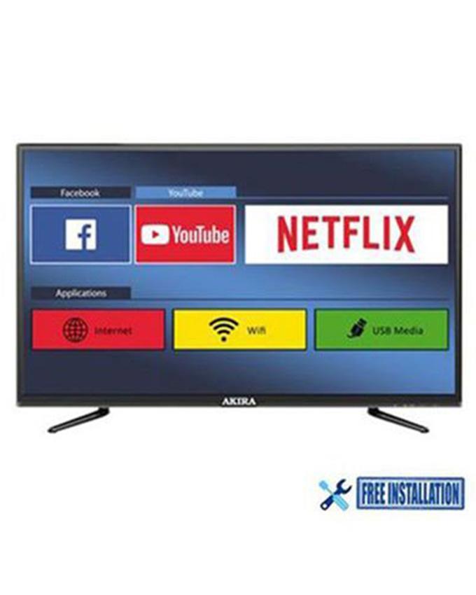 "MS106 - Smart Full HD LED TV - 32"" - Glossy Black"