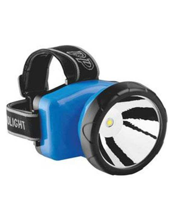 Rechargeable LED Head light Torch - LED-744 - Blue