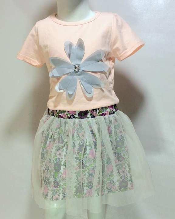 Eder Kids Girls Skirt