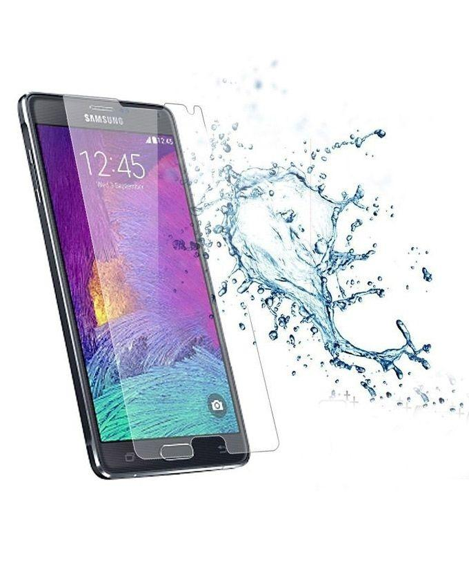 Tempered Glass Protector For Galaxy S5 - Transparent
