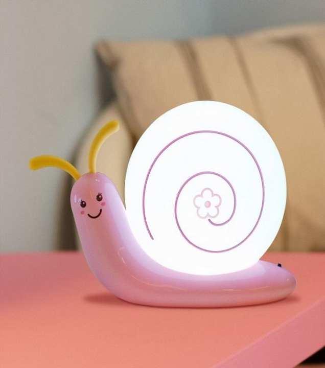 Snail Led Night Lamp - Multicolor