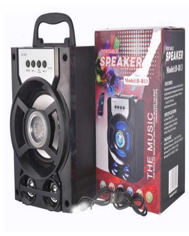 Bt Portable Bluetooth Speakers With Usb Tf Bluetooth Battery 1200mha Fm Buy Online At Best Prices In Pakistan Daraz Pk