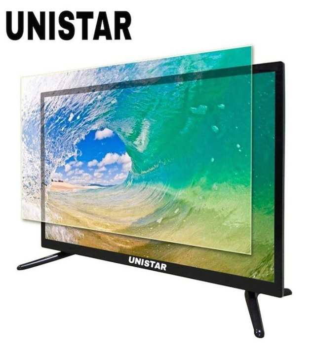 """UNISTAR -19 LED TV -WITH TOUGHENED GLASS LAUNCHED IN PAKISTAN"""""""