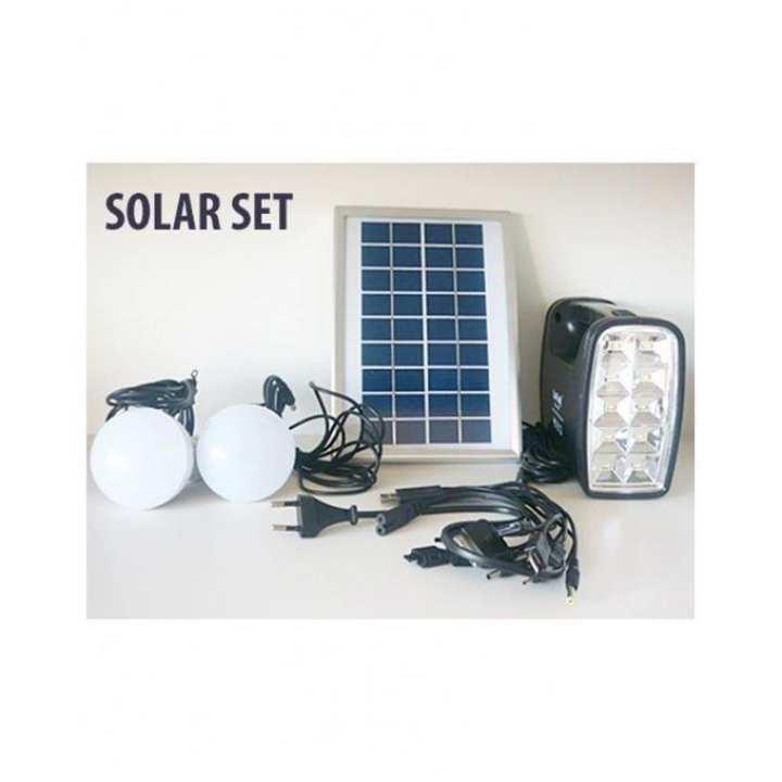 Solar Charging & Lighting System - LTS-1127
