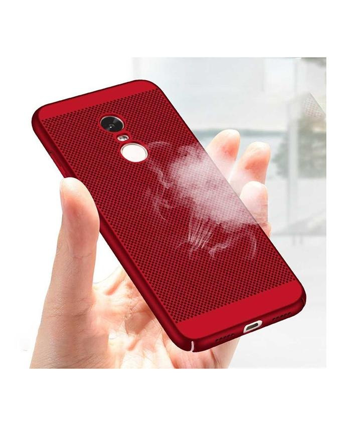 Ultra Thin Net Case for Huawei Mate 10 Lite - Red 9fa964162b