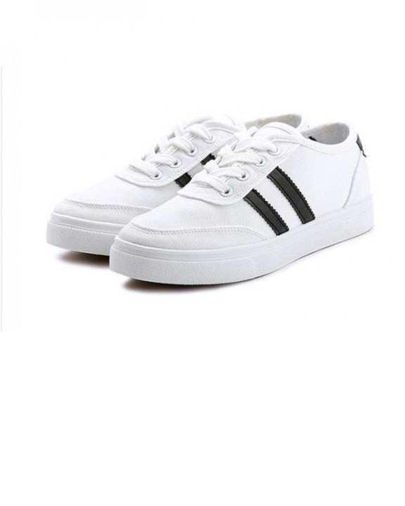 Black-White Casual Sneaker