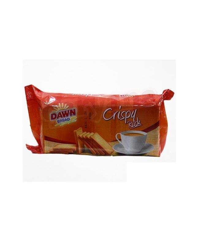 Plain and Crispy Rusk - 200 Grams