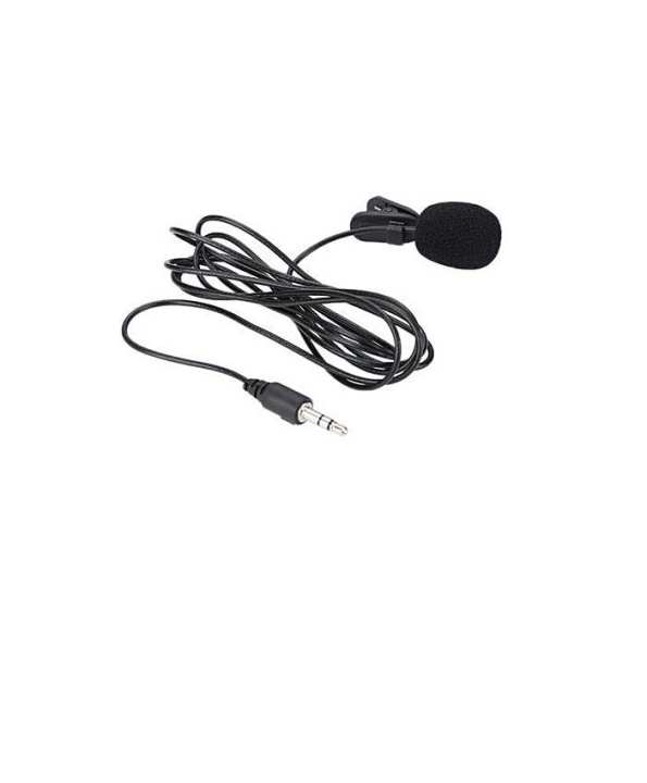 Mic / Microphone - 3.5Mm For Dslr / Other Equipment - Black