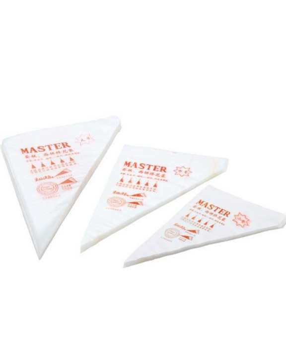 Pack of 50 - Disposable Icing/Piping Bag