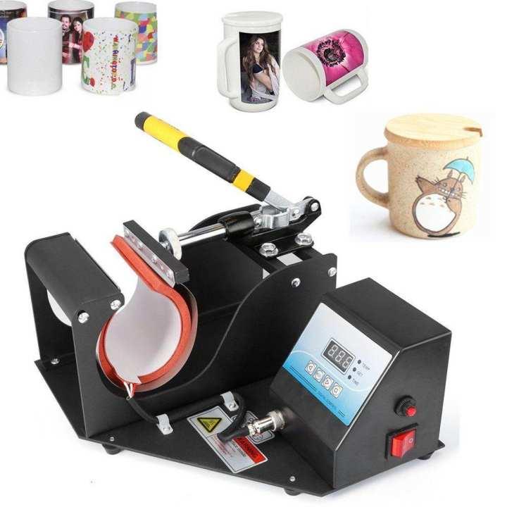 Mug Printing Heat Press Machine