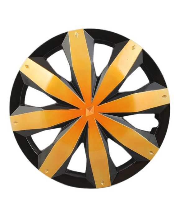 DC Gold Wheel Cover - 1295 - 12 inches