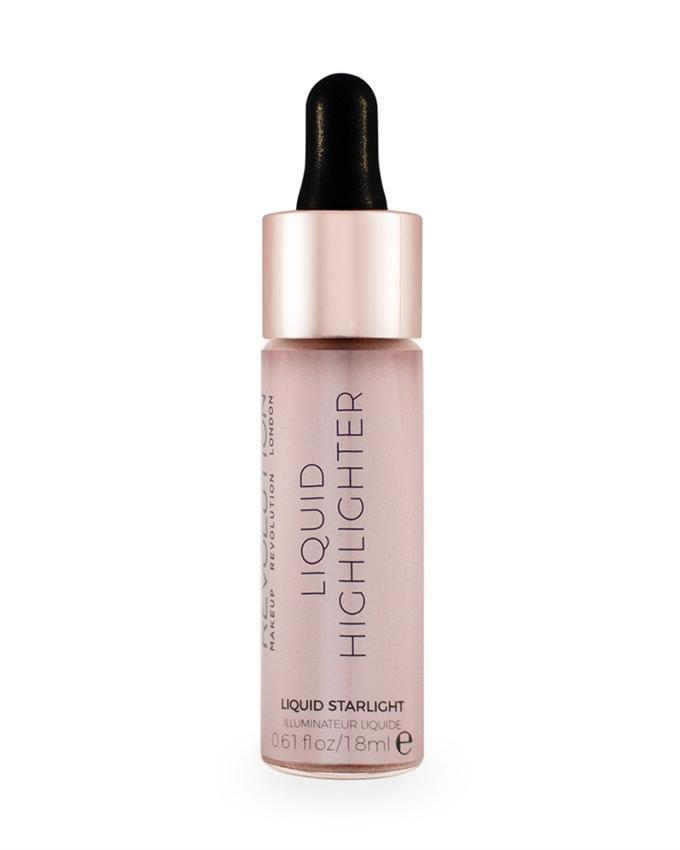 Makeup Revolution Liquid Highlighter Liquid Starlight