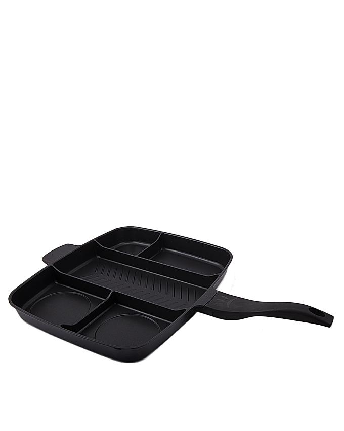 5-IN-1 NON STICK MASTER GRILL PAN