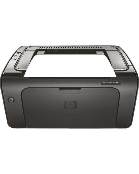 P1109w - Wireless Laser Jet Pro Printer - Black