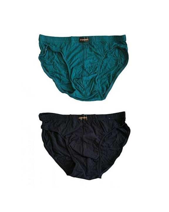 Pack Of 2 – Dancing Wolves Men Underwear Briefs