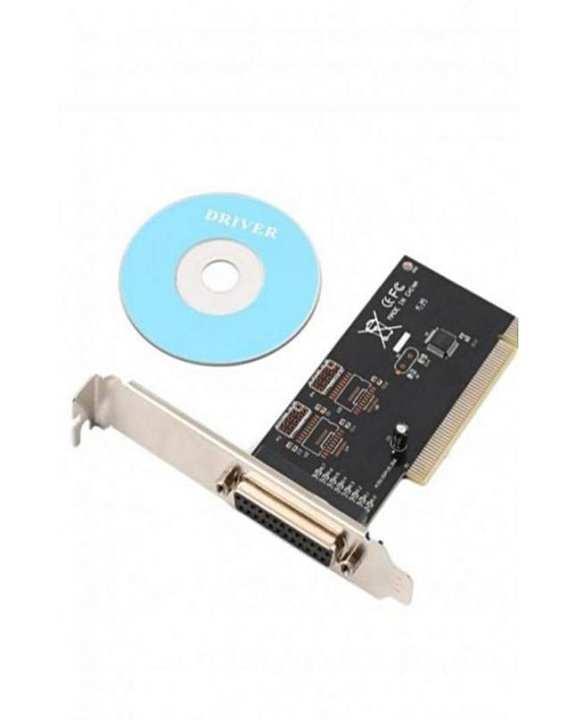 BLAZE PCI Parallel Card - Multicolor