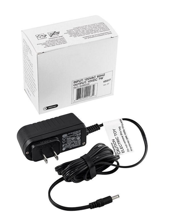 DC45517 - Transformer (Charger) - 10V - Black