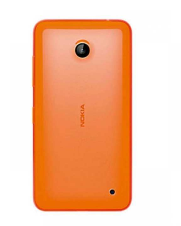 Body Replacement Back for Nokia 630 - Orange