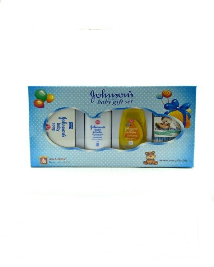 Pack Of 4 - Baby Gift Set