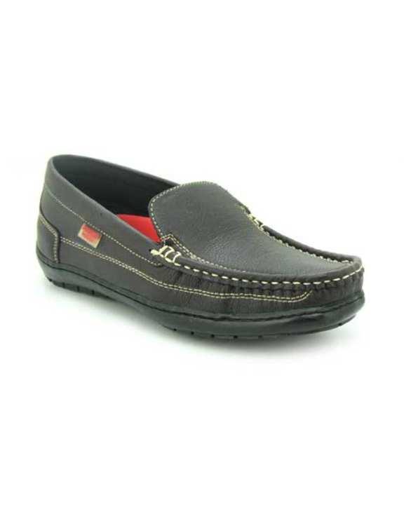 Moccasino Brown Shoe For Men