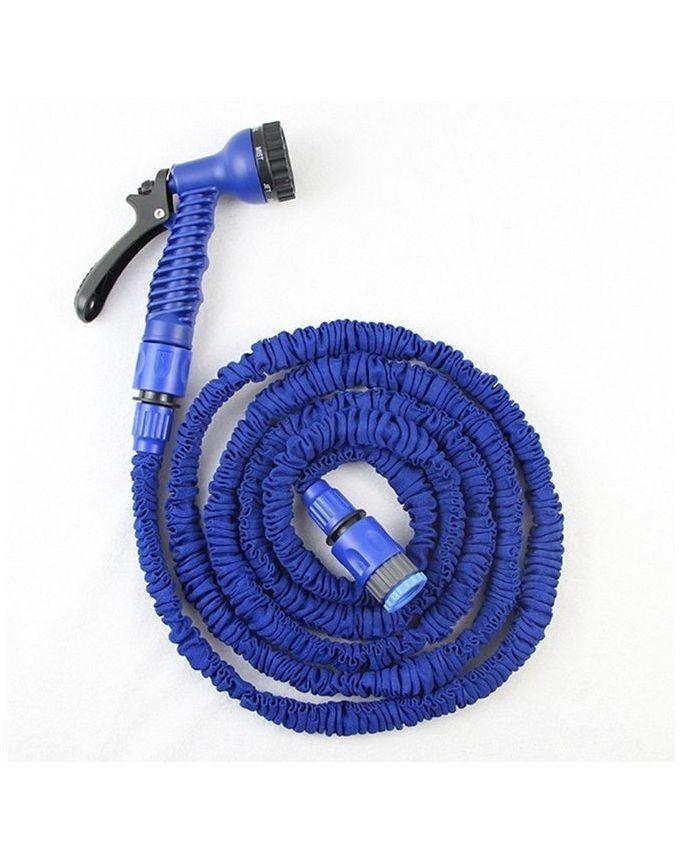 Expandable Hose Pipe - 75 ft - Blue