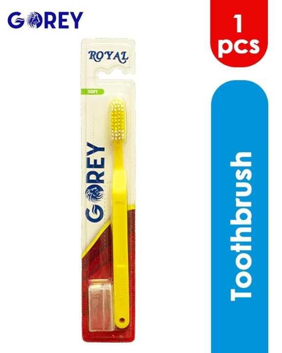 Royal Toothbrush- Soft - Yellow