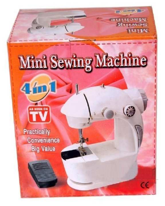4 In1 Mini Sewing Machine