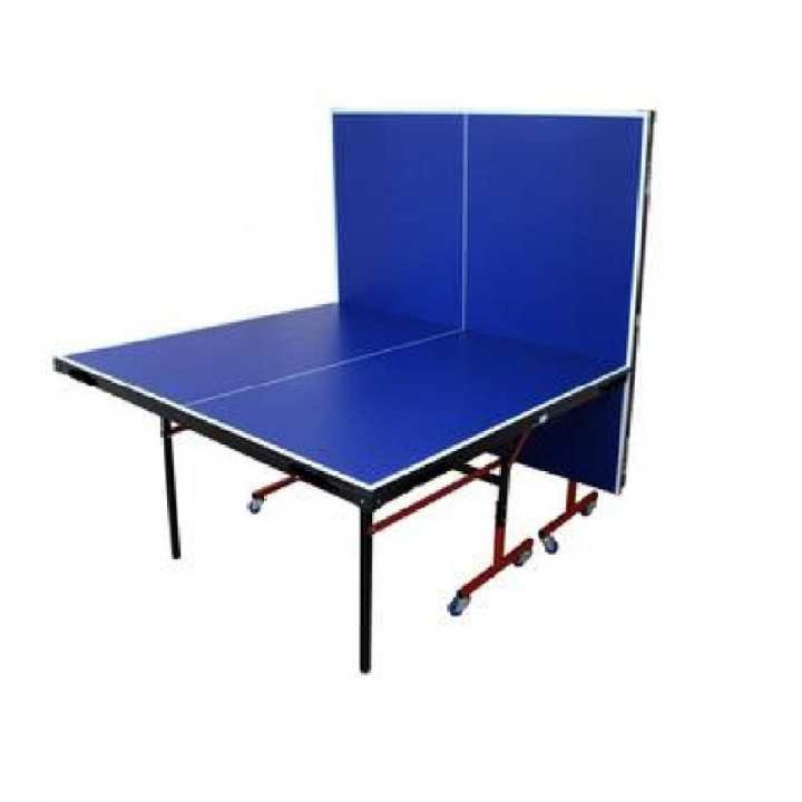 Fold able Table Tennis With Wheels