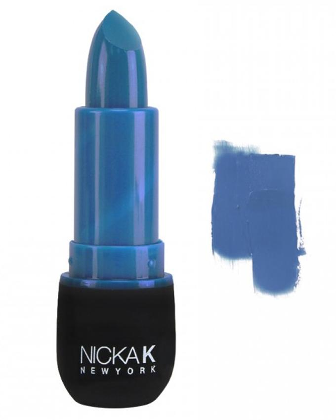 Vivid Matte Lipstick - NMS09 Slate Blue